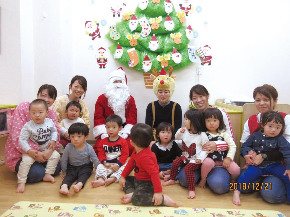 12月|クリスマス会